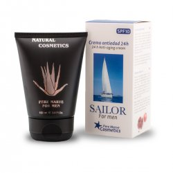 Crema 24H Anti-Edad SAILOR for Men Tubo 100ml