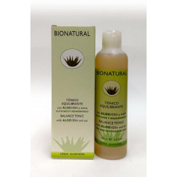 TONICO FACIAL ALOE Y AVENA (200 ml)