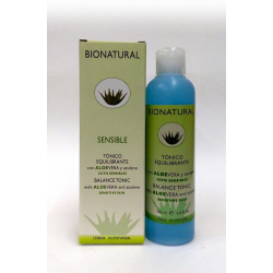 TONICO FACIAL ALOE Y AZULENO (200 ml)