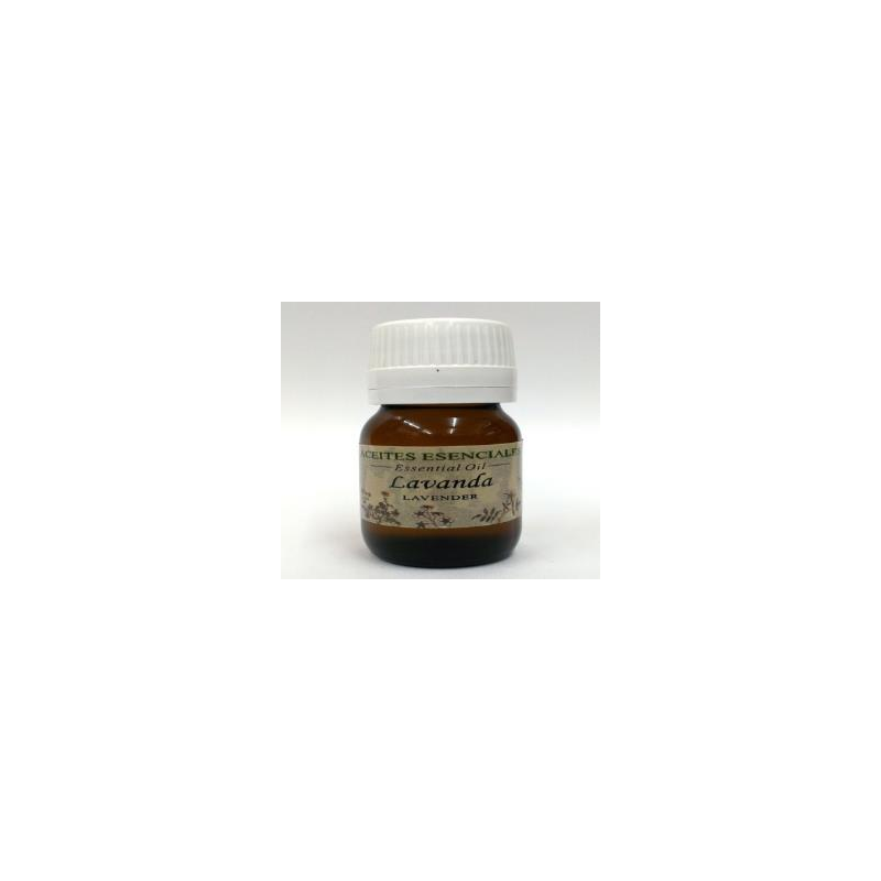ESENCIAS NATURALES LAVANDA (30 ml)