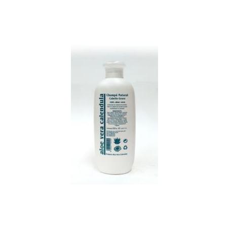 CHAMPU ALOE-CALENDULA CABELLO GRASO(250 ml)