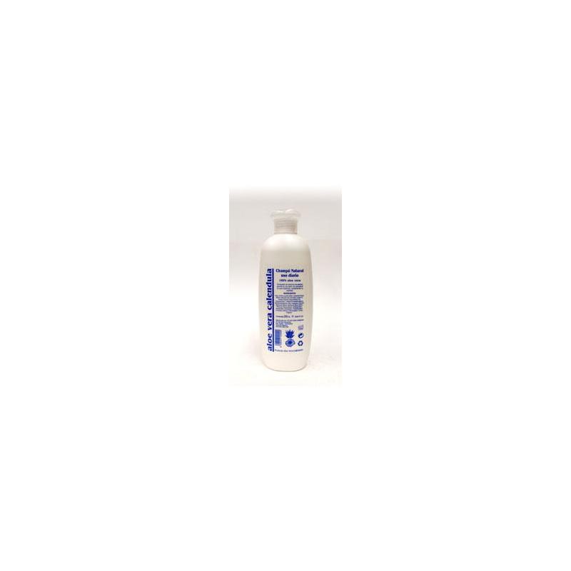 CHAMPU ALOE-CALENDULA USO FRECUENTE (250 ml)