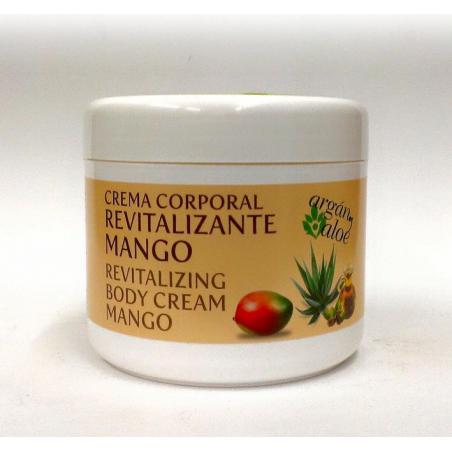 ARGAN-ALOE REVITALIZING BODY CREAM WITH MANGO (500 ml)