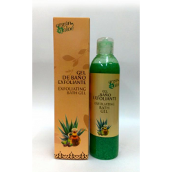EXFOLIATING BATH GEL 250 ml