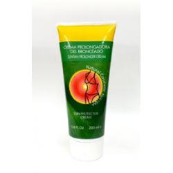 CREMA PROLONGADORA DE BRONCEADO (250 ml)