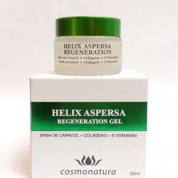 HELIX ASPERSA REGENERATING GEL GELIFIED SNAIL EXTRACT 50 ml