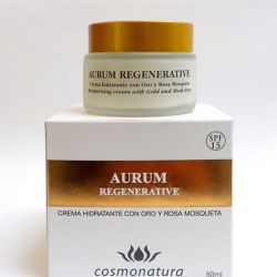 CREMA AURUM REGENERATIVE 50 ml