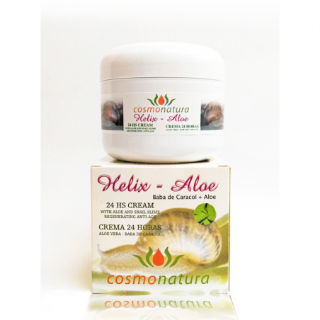 CREMA 24H HELIX-ALOE 100 ml ANTI-AGE