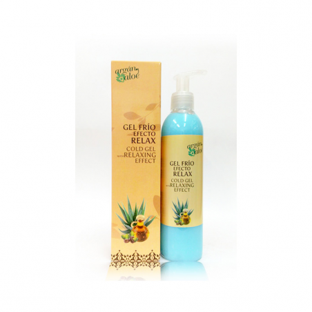 COLD GEL WITH RELAXING EFFECT 250 ml