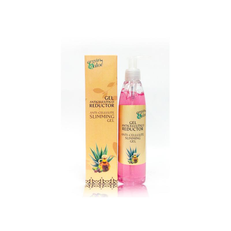 GEL ANTICELULITICO REDUCTOR (250 ml)