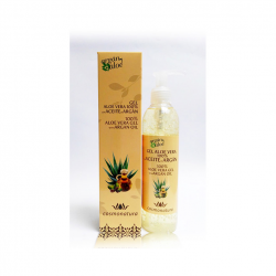 GEL ALOE-ARGAN (250 ml)