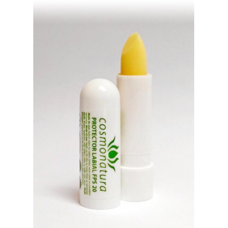 LIP PROTECTOR WITH ALOE + MERIGOLD + PINEAPPLE 4 gr
