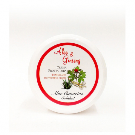 ALOE VERA  GINSENG CREAM PROTECTING - TONING  150 ml