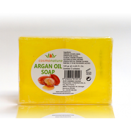 ARGAN OIL SOAP 125 gr