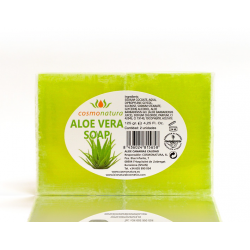 ALOE VERA SOAP WITH GLYCERINE 125 gr