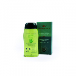 DAILY USE SHAMPOO WITH TEA TREE AND ALOE VERA 250ml