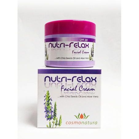 CHÍA CREMA NUTRI-RELAX FACIAL CREAM 100ml