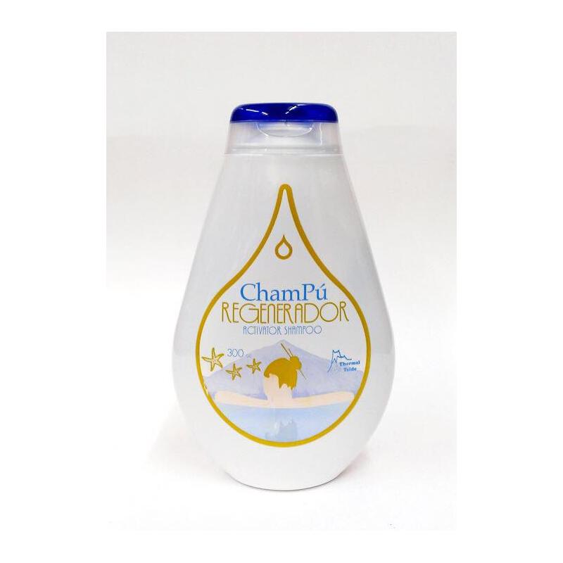 REGENERATING SHAMPOO (STARFISH EXTRACT + THERMAL WATER) 300 ml