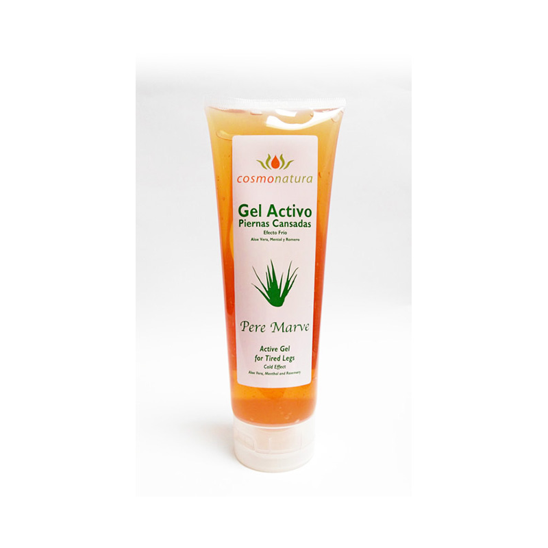 ACTIVE GEL FOR TIRED LEGS WITH COOLING EFFECT 250 ml