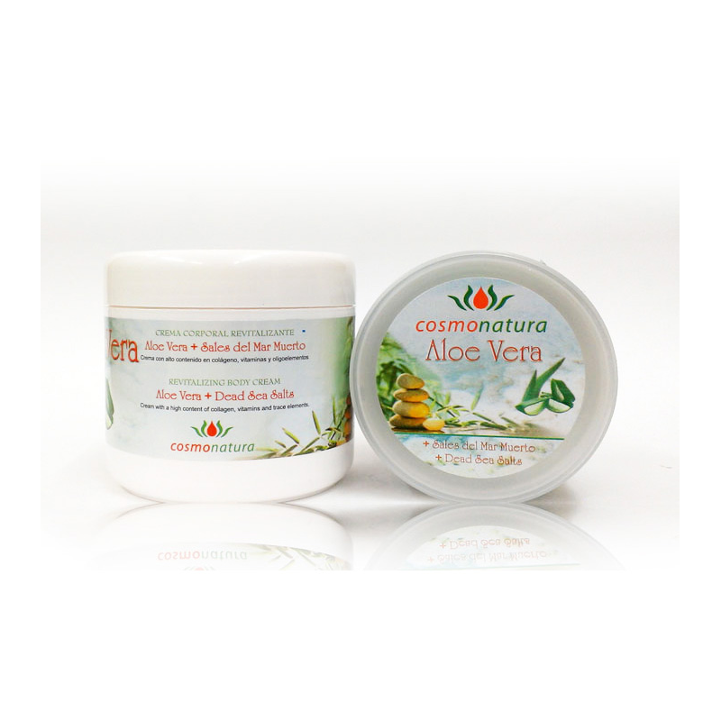 REVITALIZING CREAM SMM MAGIC ALOE SPA 500 ml