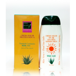 SUN TANNING CREAM SPF 15 SMM 250 ml