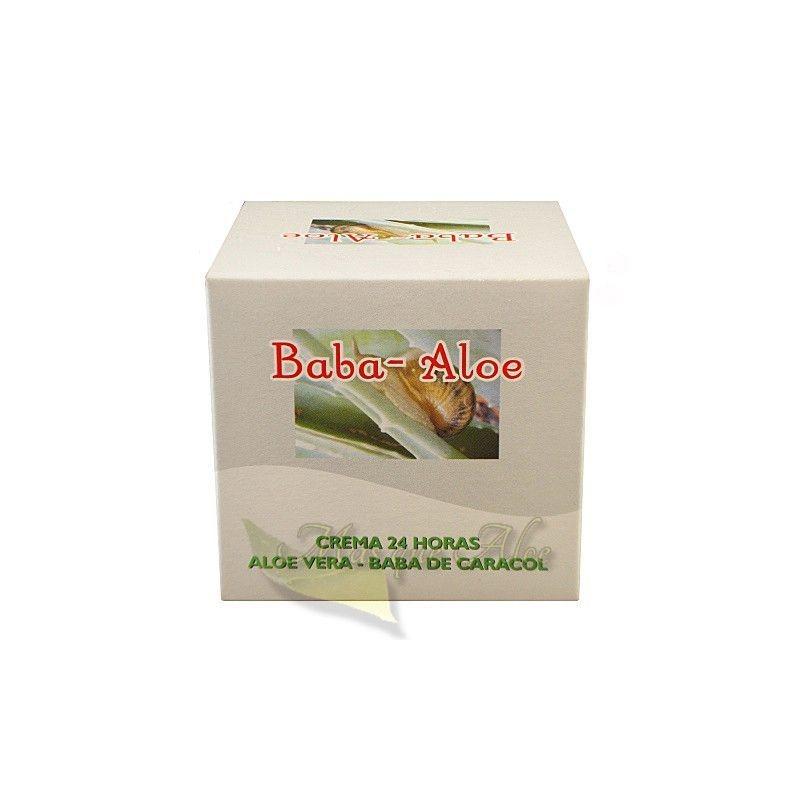 CREMA 24H ALOE - BABA DE CARACOL (120 ml)
