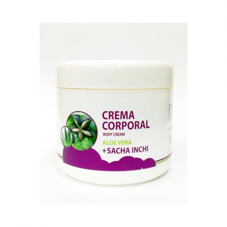 SACHA INCHI - ALOE BODY CREAM 500 ml