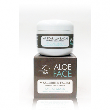 FACIAL MASK FOR OILY AND COMBINATION SKIN (100ml)