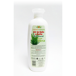 SHOWER AND BATH GEL WITH ALOE VERA 250 ML