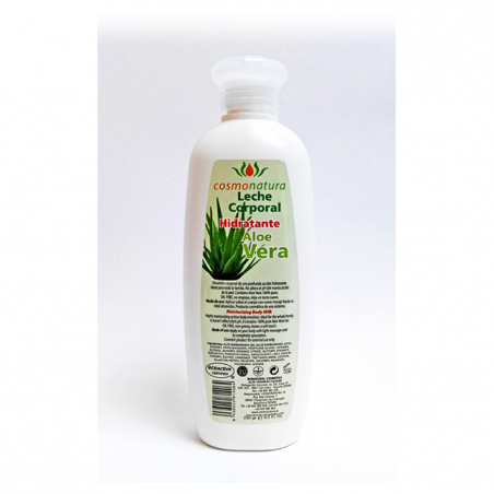 MOISTURIZING BODY MILK WITH ALOE VERA 250 ml