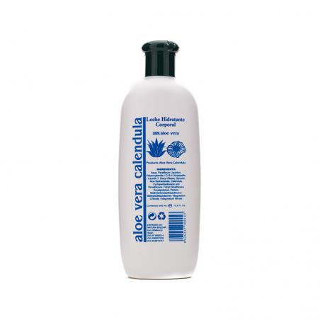 LECHE HIDRATANTE CORPORAL ALOE VERA CALENDULA (400 ml)