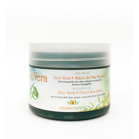 RELAXING GEL (MUSCULAR) SMM MAGIC ALOE SPA 250 ml