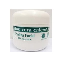 PEELING FACIAL ALOE - CALENDULA (100 ml)