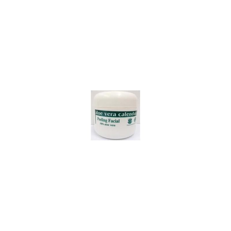 PEELING FACIAL ALOE - CALENDULA (100 ml)
