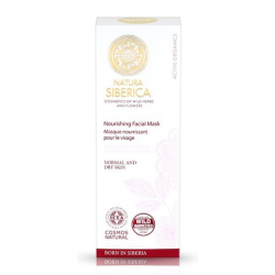 NUTRITIVA Mascarilla facial para piel normal y seca (75ML)