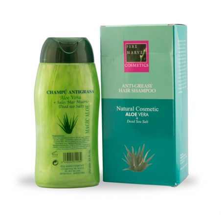 SHAMPOO FOR OILY HAIR SMM 250 ml