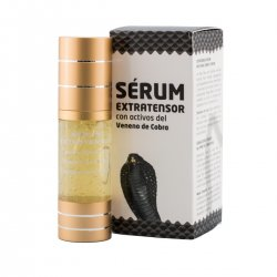 SERUM FACIAL EXTRATENSORA CON VENENO DE COBRA (30 ml)