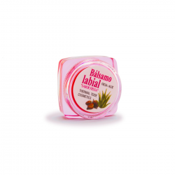 LIP BALM WITH ALOE + MARIGOLD + STRAWBERRY 8 gr