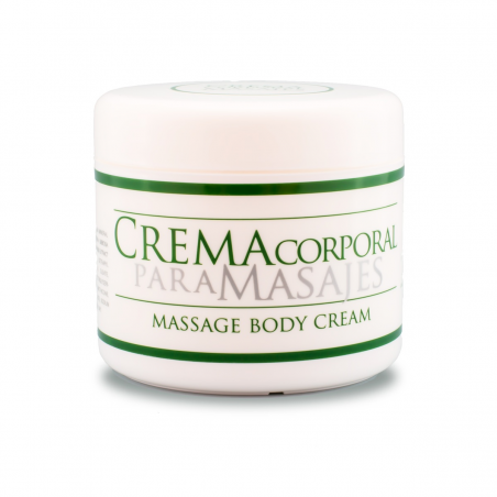 MASSAGE BODY CREAM  (500 ml)