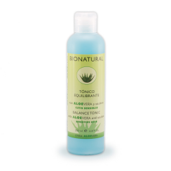 BALANCE TONIC WITH ALOE VERA AND AZULENE (200 ml)