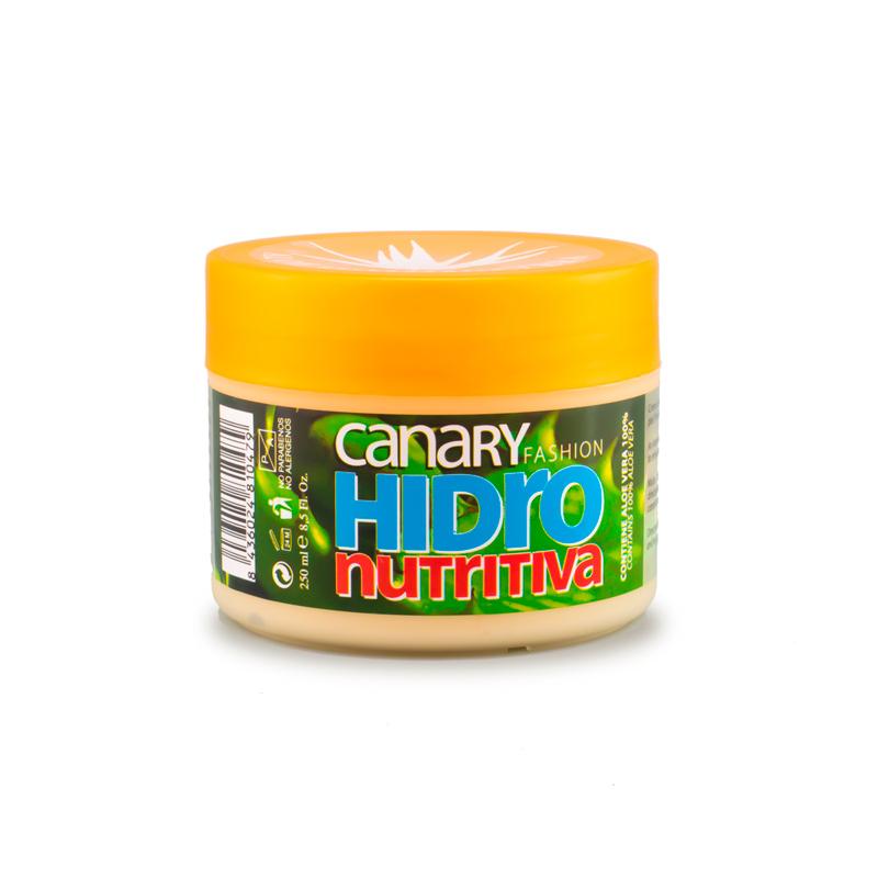 CREMA HIDRONUTRITIVA ALOE VERA CANARY FASHION (250 ml)