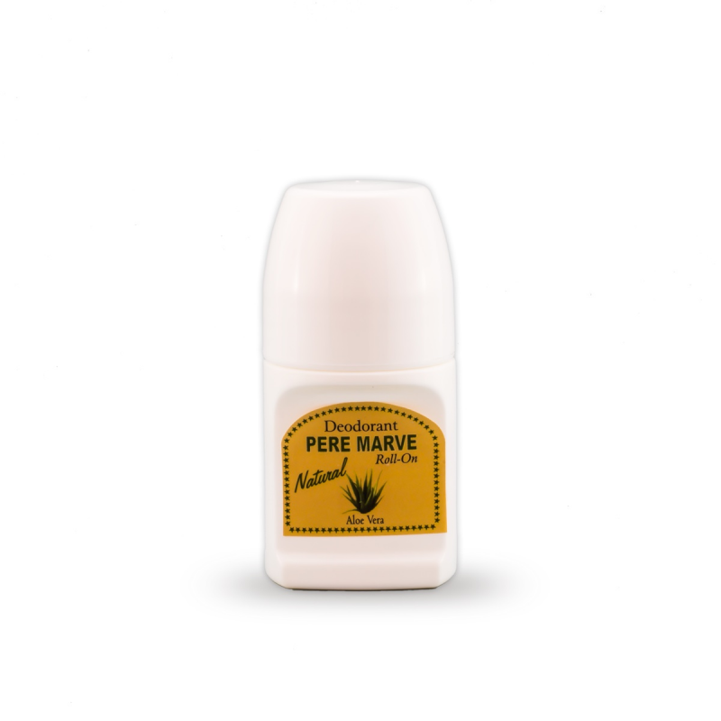DESODORANTE ROLL-ON NATURAL (50 ml)