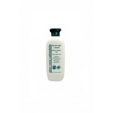 SHOWER AND BATH GEL WITH ALOE VERA MARIGOLD 250 ml
